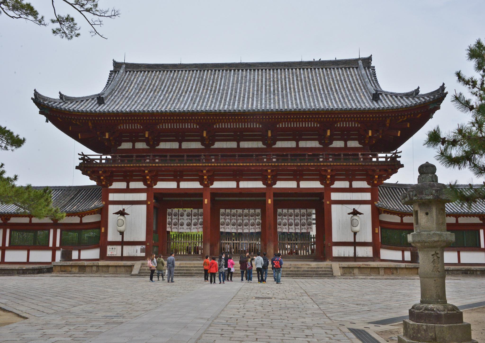⇑ 東大寺