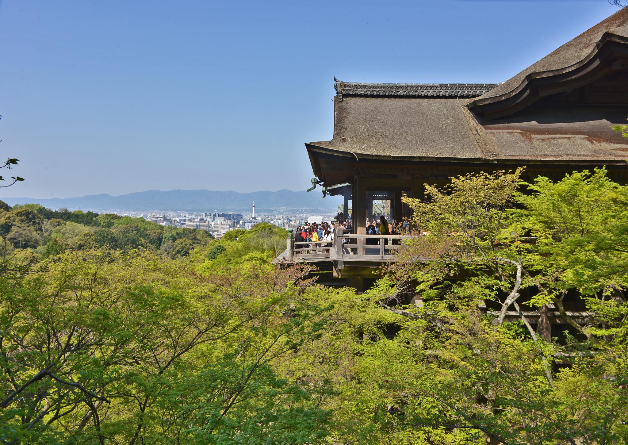 ⇑ 清水寺