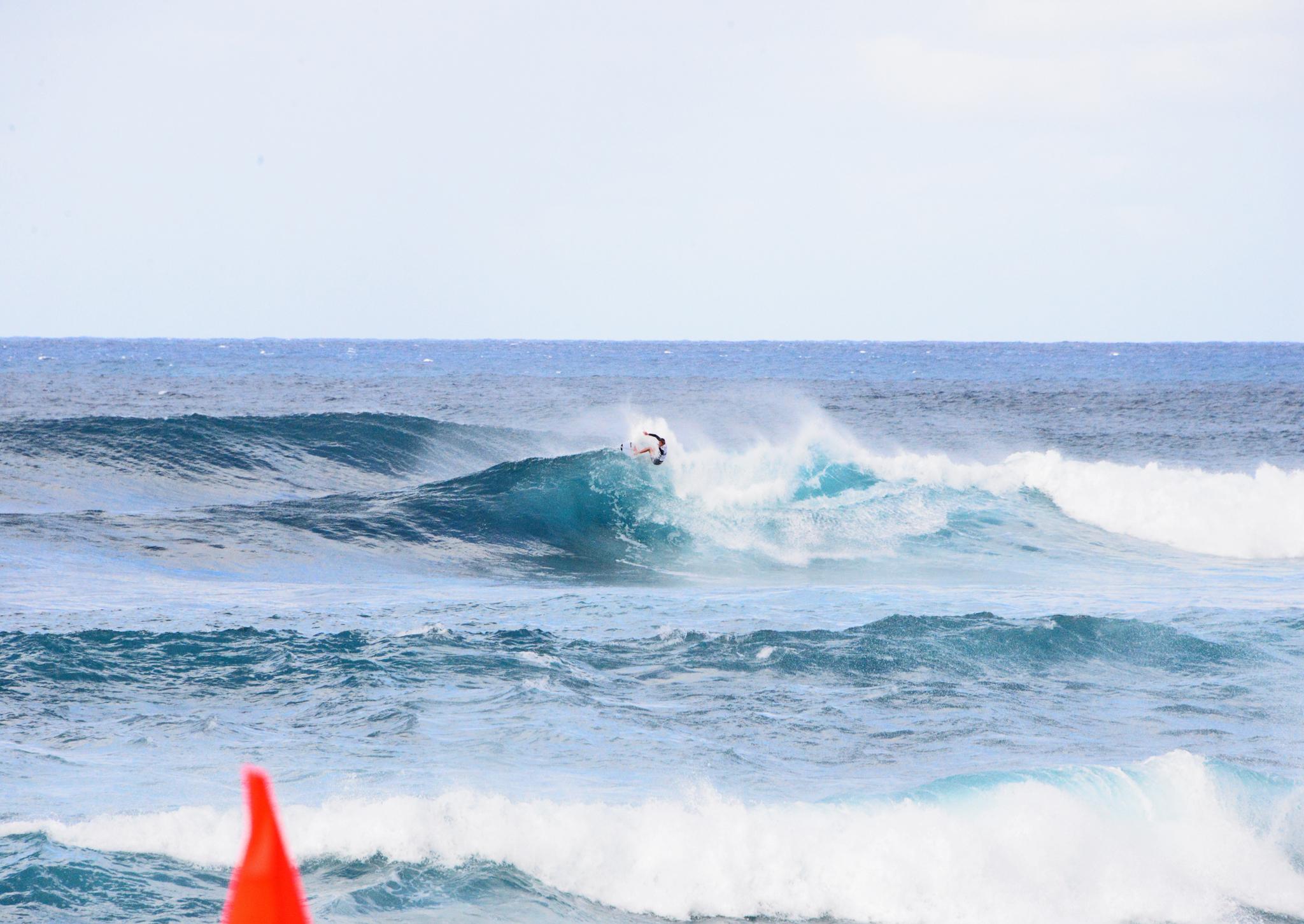 ⇑ サーフィンなんて全く知らない自分でも実にうまいと思いました